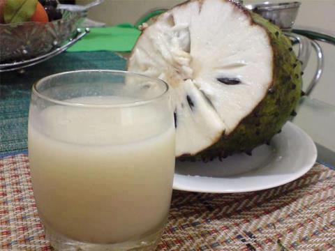 Los Beneficios del consumo de la Guanábana